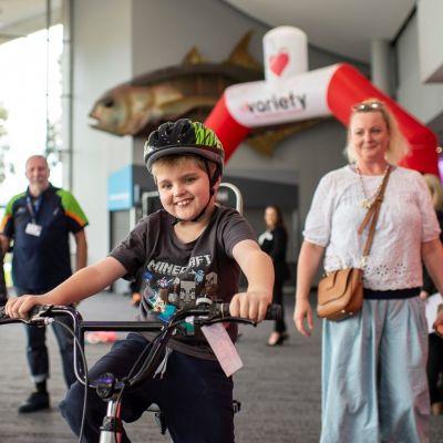 Variety Bikes for Kids