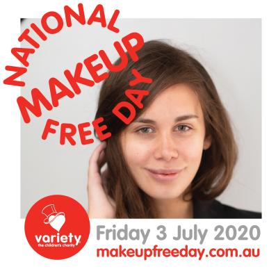 Makeup Free Day