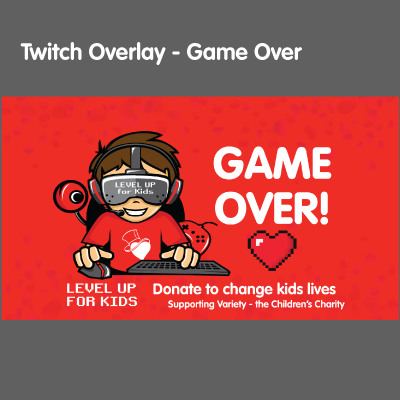Twitch - Game Over