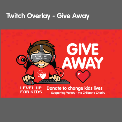 Twitch - Give Away