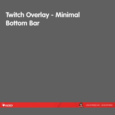 Twitch - Min Banner Btm